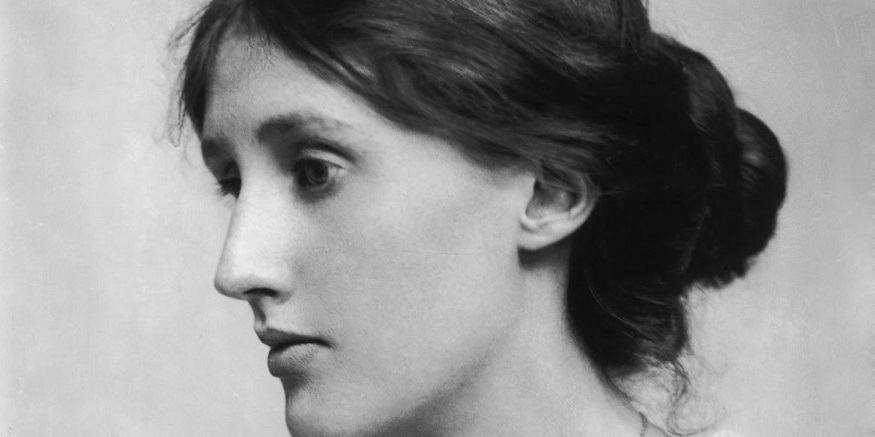 Virginia Woolf Mapped