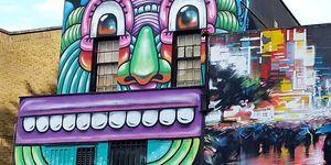 In Pictures: Camden's Street Art