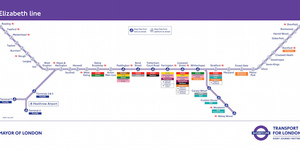 A New Crossrail Map Has Been Released