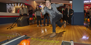 Strike! A New Hollywood-Style Bowling Centre Has Hit The O2