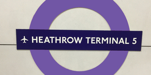 Crossrail Extending To Heathrow Terminal 5