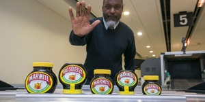 4 Jars Of Marmite Are Confiscated From City Airport Every Day