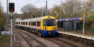 Work On The Gospel Oak To Barking Line Now Won't Finish Until Next Year