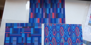 What TfL's Barman Moquette Could Have Looked Like