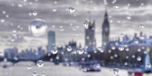 London Is Beautiful In The Rain