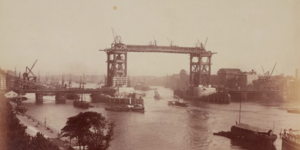 In Pictures: The Construction Of Tower Bridge