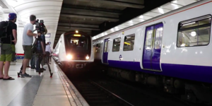 Londonist Take A Look At The New Crossrail Trains