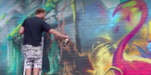 Who Goes To London's Graffiti Workshops?