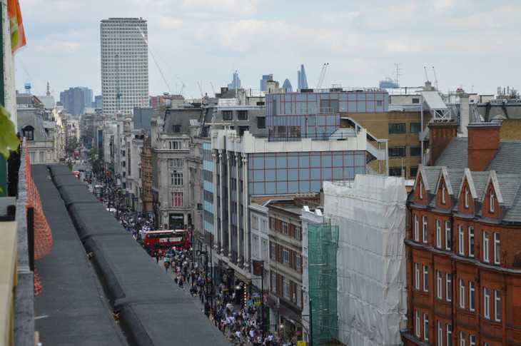 The Five Most Awful Streets In Central London