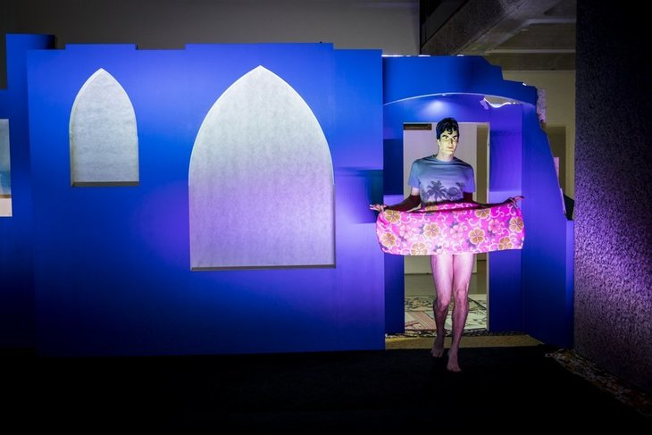 Immersive Choreography Shakes Us Up In This New Exhibition