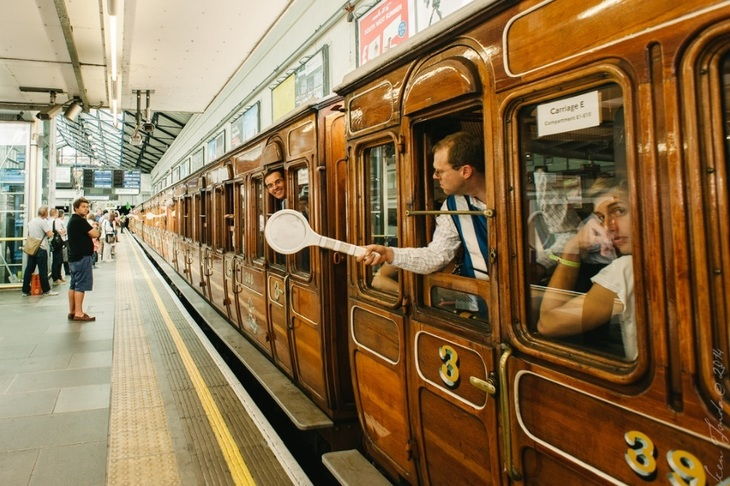 Experience The Tube As It Was In 1938