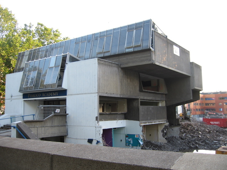 Seven Brutalist Architects Who Ruined London