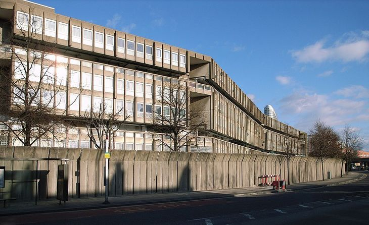 7 brutalist architects who scarred London