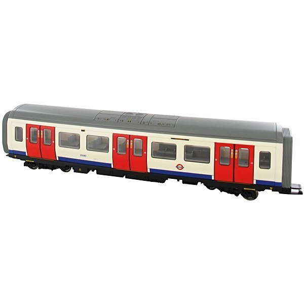 Ever Dreamed Of Having Your Own Tube Train? Maybe Settle For This