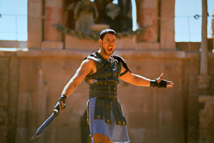 Make The Most Of The Long Summer Evenings At Guildhall Yard's Pop-Up Roman Cinema