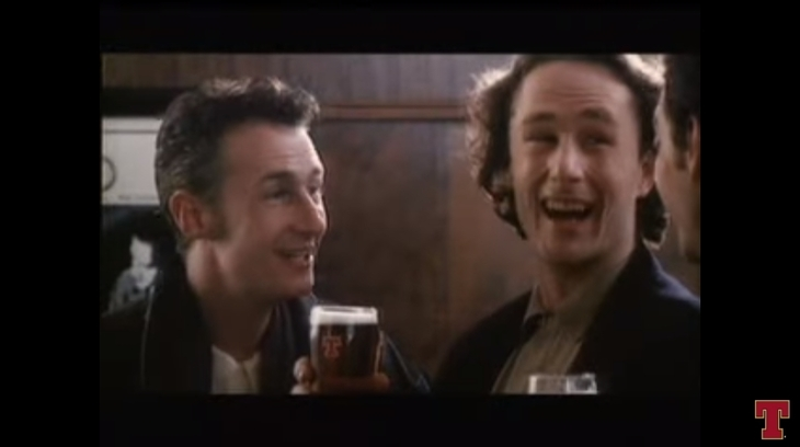 Remember This London Hating Lager Ad From The 90s?