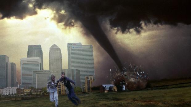Tornado Attacks On London