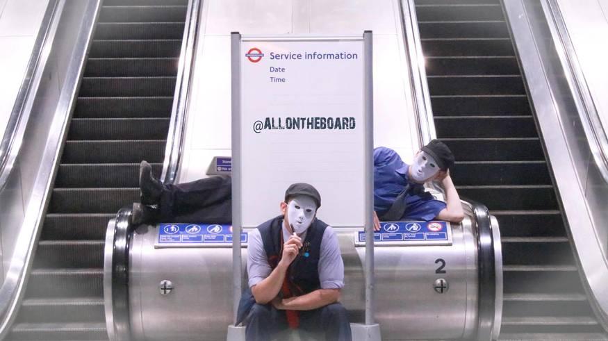 London Underground dating
