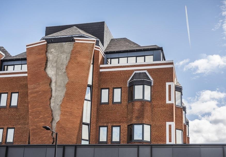 Cracking Bit Of Art In Fulham