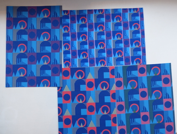 Love the Barman tube moquette? Maybe you'll love these ones even more