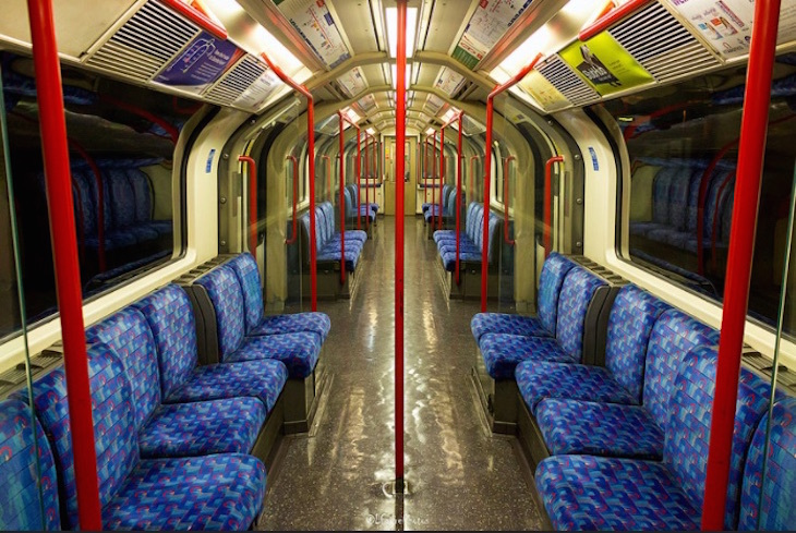 What tfl 39 s barman moquette could have looked like londonist for London underground moquette