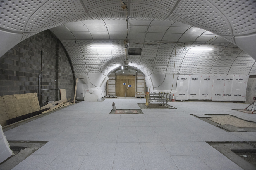 Here S What The Crossrail Stations Currently Look Like