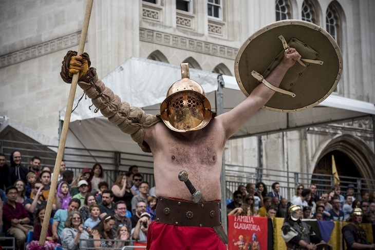 London's Only Roman Amphitheatre Is Coming Alive This August