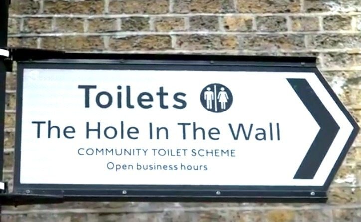 Take an unusual tour of London via its loos