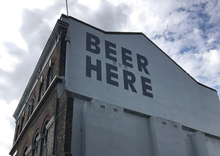 Are Stag Parties Wrecking The Bermondsey Beer Mile?