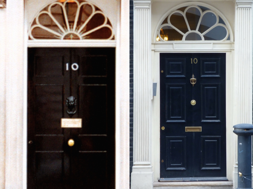ever seen london 39 s fake 10 downing street londonist
