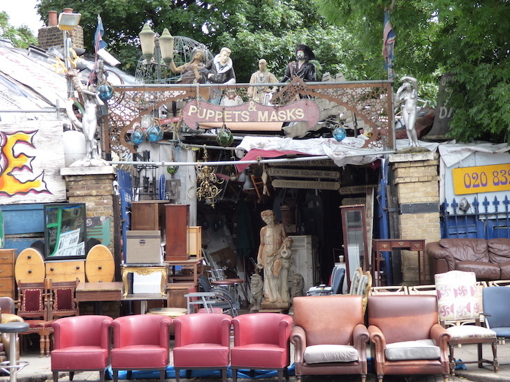 This Abandoned Railway Station Is Now Home To A Junk Shop