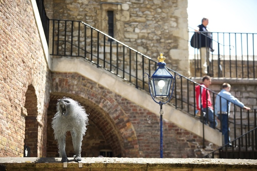 Lions And Monkeys And Bears Used To Live In The Tower Of London Londonist