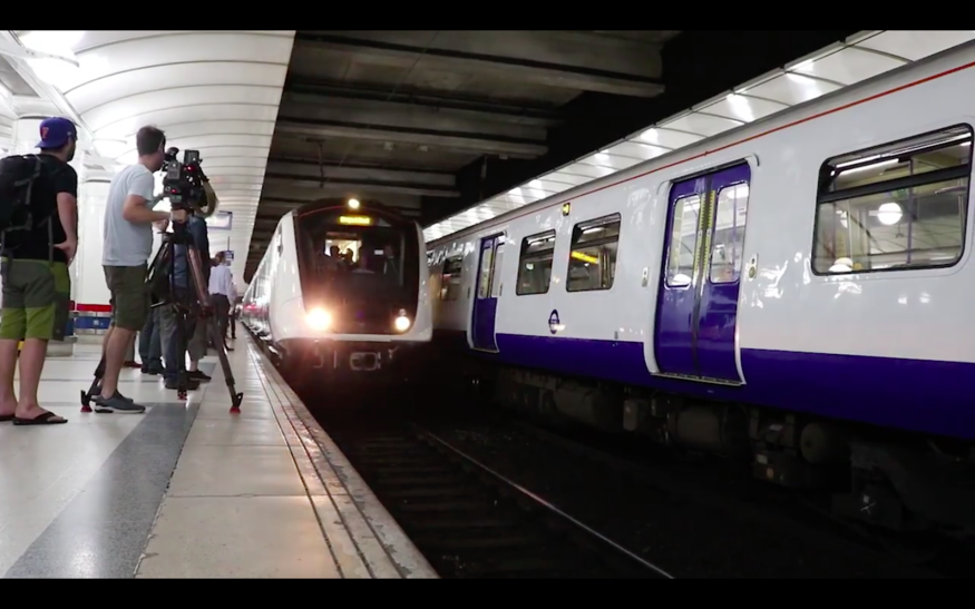 Have A Look At The New Cutting Edge Crossrail Trains