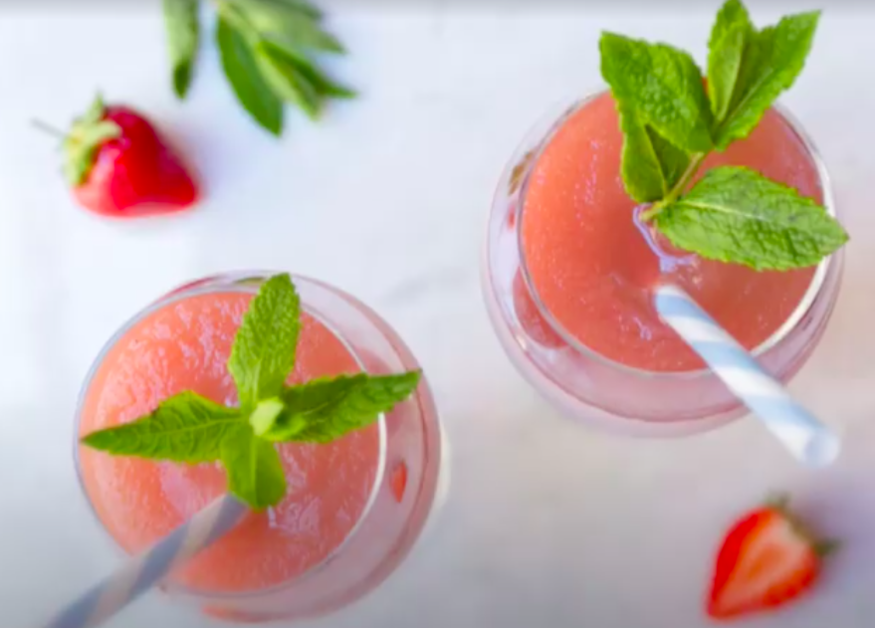 A London Frosé Bar For The Summer