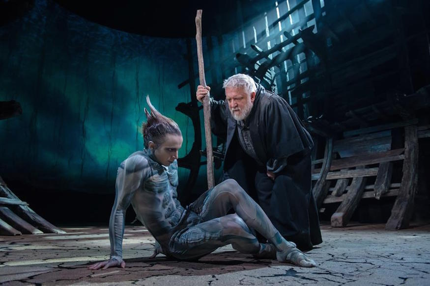 Don't miss this gorgeous performance of The Tempest