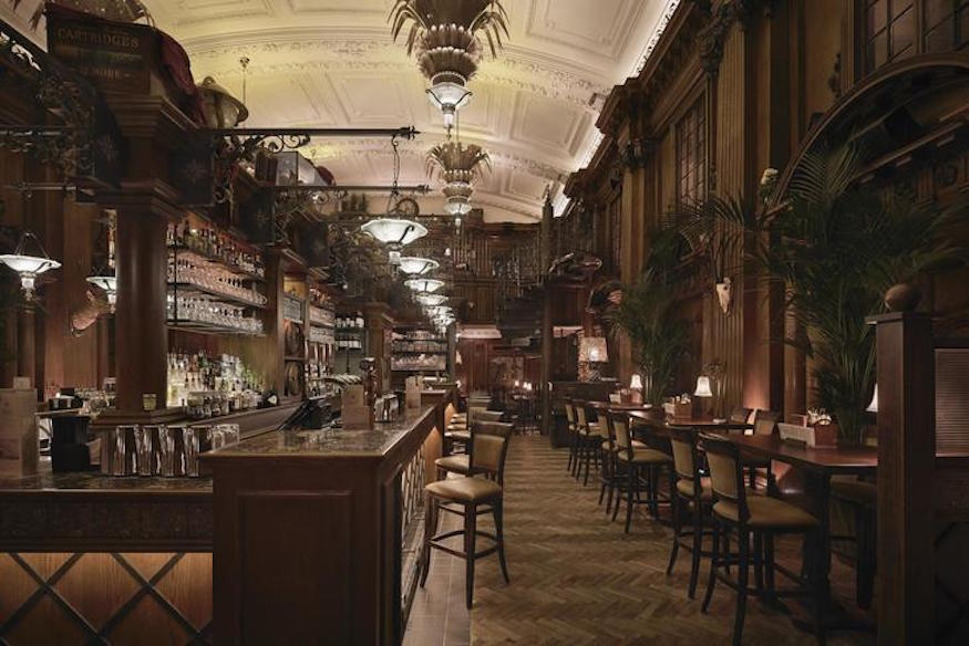 The Bank of New Zealand building reopens as an impressive restaurant