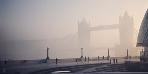 In Photos: London In The Fog