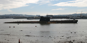 Remember When Woolwich Was Home To A Soviet Submarine?