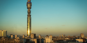 Last Chance To Go Up The BT Tower With RedR