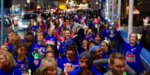 5 Reasons You Should Take Part In Cancer Research UK's Shine Night Walk
