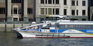 Thames Clippers Will Extend Out Of London In This Trial