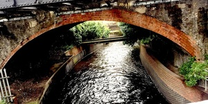 Weekend Walks: The River Ravensbourne From Catford To The Thames