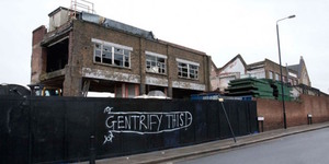 In Photos: The Dark Side Of London's Graffiti