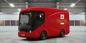 Will You Be The First To Spot One Of These Adorable Royal Mail Vans?