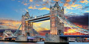 In Photos: London's Most Stunning Sunsets