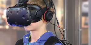 Immerse Yourself in London's First Virtual Reality Gaming Suite At Hollywood Bowl At The O2
