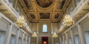 The Lost Palace Of Whitehall Is Open Once More