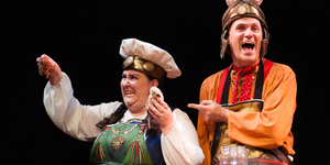 Theatre Review: Horrible Histories