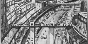 This Remarkable Vision Of Regent Street Is From 90 Years Ago