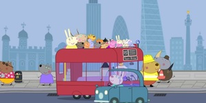 Peppa Pig's London Episode Is Full Of Errors And Geeky Details